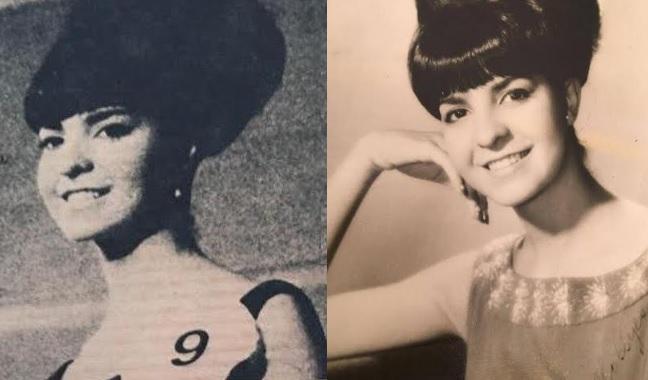 Carmen Cevedo, Miss Sonrisa 1965