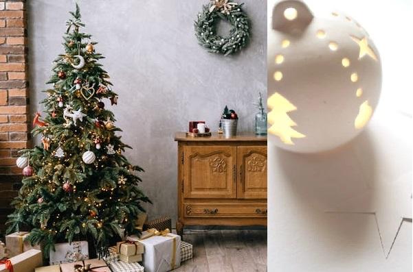 Navidad al estilo escandinavo, sencilla y chic