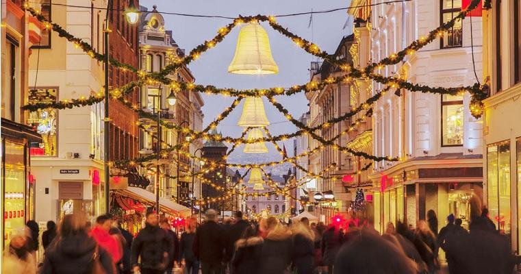 Tradiciones navideñas en Noruega