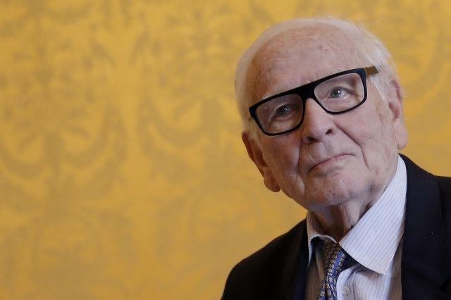 Falleció Pierre Cardin, el gran pionero del prêt-à-porter enluta el mundo de la moda