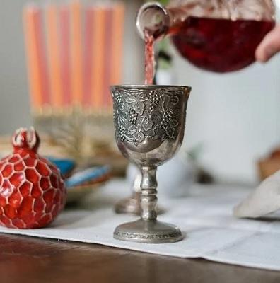 Inicio de la Pésaj, la Pascua judía