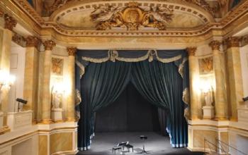 dia del teatro, escenario