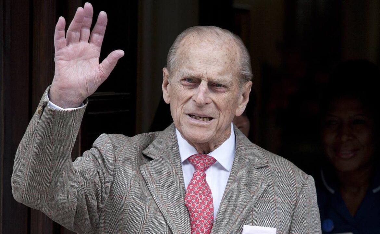 Falleció el duque Philip de Edimburgo a sus 99 años