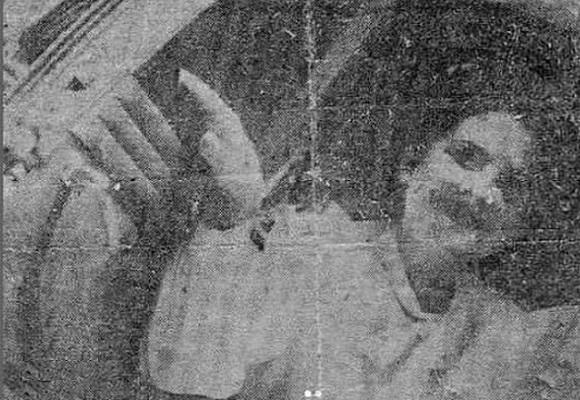 «Gladys Olivieri, Miss Venezuela 1948, solo un mes duró su reinado» por Tony Hidalgo