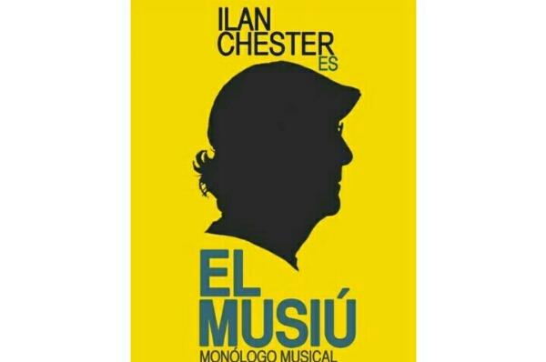 Ilan Chester grabará espectáculo musical 'El Musiú'