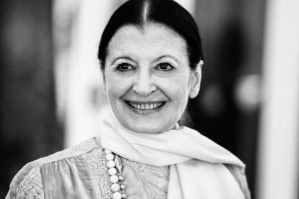 Falleció Carla Fracci, Prima ballerina de la Scala de Milán