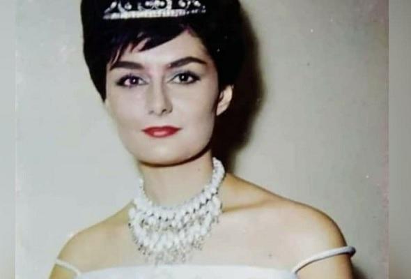 Luisa Rondón Tarchetti, de New York City al Miss Venezuela 1962