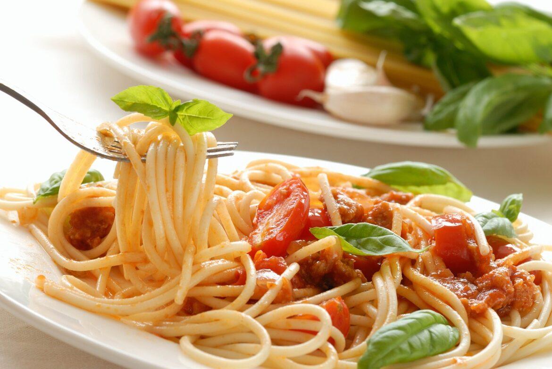 ¿Sabes comer  spaghetti de la forma correcta?