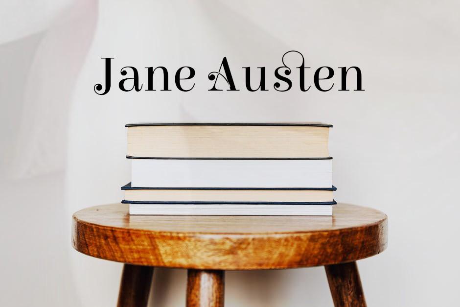 Jane Austen una de las principales figuras de la novela británica