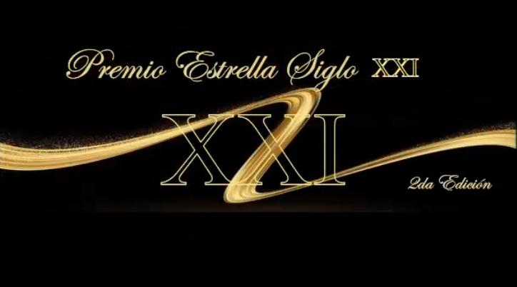 """Revista Todo lo Chic está de fiesta, nuestra Editora recibirá el Premio """"Estrella Siglo XXI"""""""