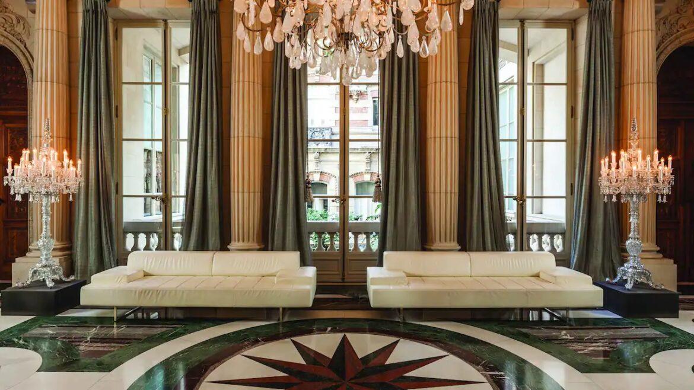 El exquisito y glamuroso Palacio Duhau- Park Hyatt Buenos Aires…