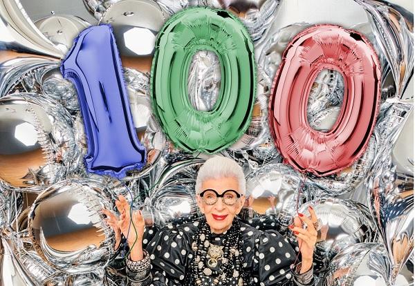 Iris Apfel, 100 años de un estilo único
