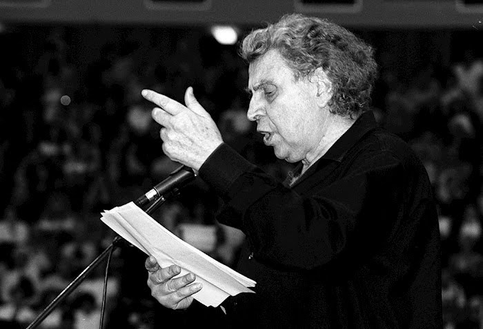 Falleció Mikis Theodorakis, se fue «Zorba el Griego»
